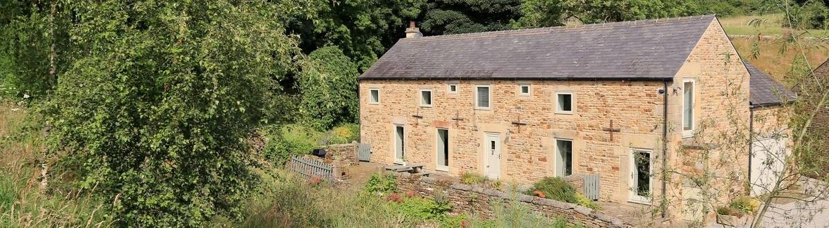 West Barn, Holymoorside