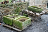 Bulk purchase of stone troughs