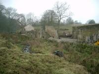The barn gradually disappears
